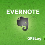 AndroidアプリでGPS位置情報取得「Evernoteと連携」(Ubuntu)