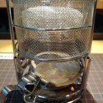 CfStove.Heater(アルコールストーブヒータ)を作成(試作)